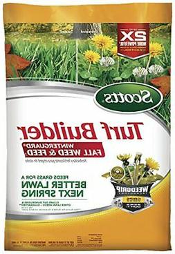NEW Scotts 50240 Turf Builder WinterGuard Fall Weed & Feed,