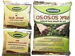 NPK 20 20 20 Fertilizer  with 2 Sample -  Micronutrients and
