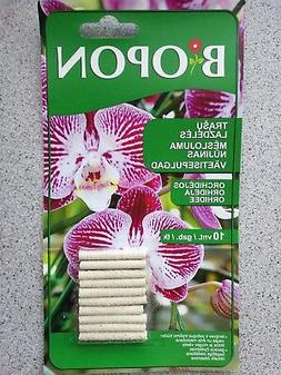 BIOPON ORCHID Fertilizer Spikes,Sticks Long Durability Super