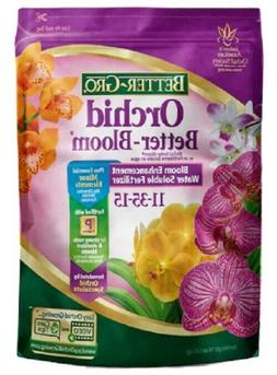 Orchid Plant Food Fertilizer BETTER-GRO Better-Bloom and Str