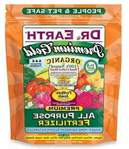 Dr. Earth 706P Organic 7 All Purpose Fertilizer in Poly Bag,