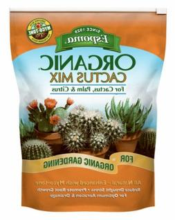 Espoma Organic Cactus Potting Mix 4 Qt
