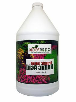 Organic Liquid Humic Acid 1 Gallon Concentrate