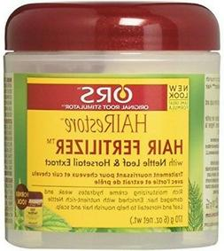 Ors Hair Fertilizer Jar 6oz