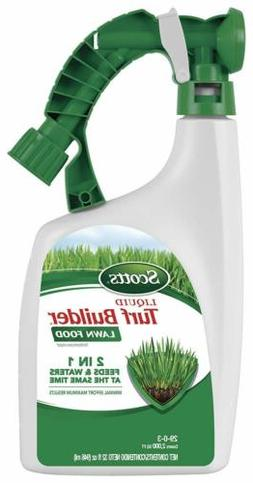 Outdoor Patio Lawn Garden Care Liquid Turf Builder Plant Foo