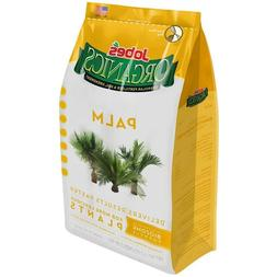 Jobe's Organics Palm Tree Fertilizer with Biozome, 4-2-4 Org