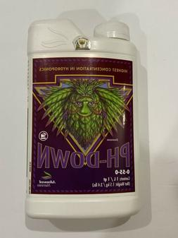 Advanced Nutrients pH Down 1L liter concentrated water adjus