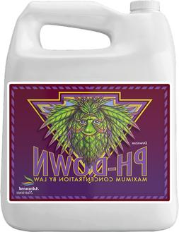 Advanced Nutrients pH Down 4 Liters Nutrients Acidity Adjust