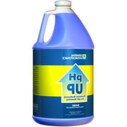 General Hydroponics pH Up Liquid Fertilizer, 1-Gallon