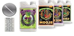 Advanced Nutrients pH Perfect Bloom Grow Micro 1 Liter and B