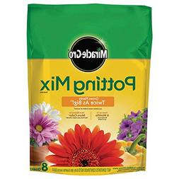 Miracle-GRO Potting Mix 8 QT MGRO Potting Mix, Pack of 5 + T