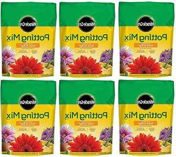 Potting Mix With Fertilizer Soil Enhanced Seed Grow Indoor O