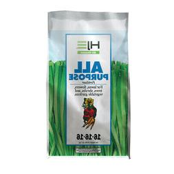Howard Johnson All Purpose Fertilizer 16-16-16 , 20lb