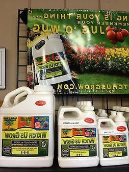 Watch Us Grow all purpose liquid plant food / fertilizer wit