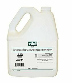 Safer Pyrethrin & Insecticidal Soap Concentrate, 1 gallon