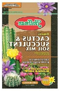 Hoffman A H /Good Earth 10404 4-Quart Cactus/Succulent Mix -