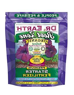 Dr. Earth Root Zone Starter Fertilizer 4 lb
