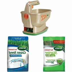 Scotts Grass Seeding Starter Bundle