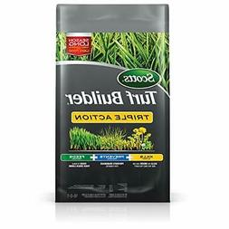 Scotts  Turf Builder Triple Action  16-0-1  Weed Control Plu
