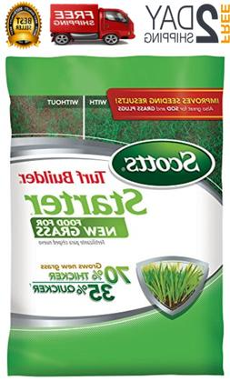 Scotts Turf Builder Starter Food for New Grass, 15 lb. - Law