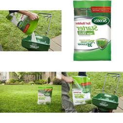 Scotts Turf Builder Starter Food New Grass, 3 lb - Lawn Fert