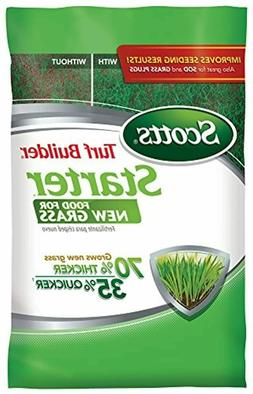 Scotts Turf Builder Starter for New Grass, 15 lb. - Lawn Fer