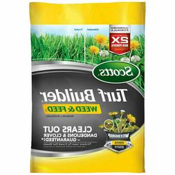 scotts turf builder weed and feed 14