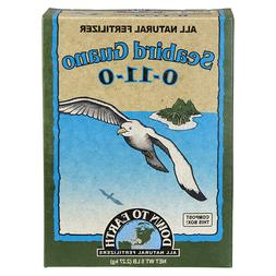 DOWN TO EARTH Seabird Guano 1-10-0, 6 pack Sold in packs of