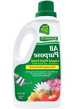 Schultz SPF45180 All Purpose Liquid Plant Food 10-15-10 Fert