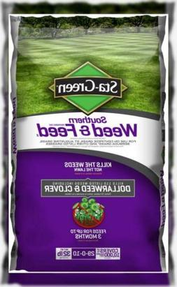 Sta-Green Weed and Feed 32-lb 10000-sq ft 29-0-10 Lawn Ferti