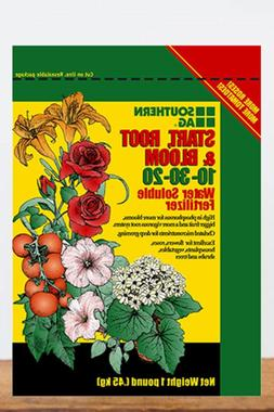 Southern Ag Start Root & Bloom Water Soluble Fertilizer 10-3