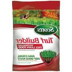 Turf Builder Fall Lawn Food Fertilizer Winter Guard 5000 Sq