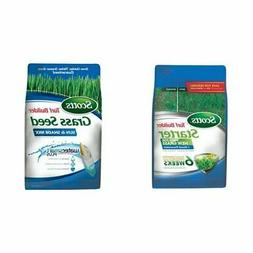 Scotts Turf Builder Seed and Starter Food Bundle - Large