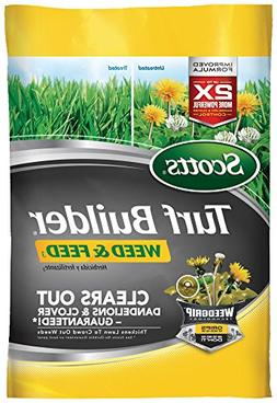 Scotts Turf Builder Weed & Feed Fertilizer 2.5M New