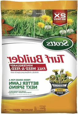 HOT - Scotts Turf Builder WinterGuard Fall Weed and Feed 3,