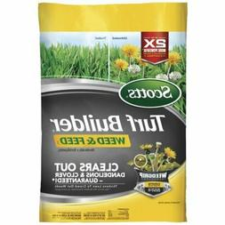 Scotts Turf Builder WinterGuard Fall Weed & Feed 3, 15,000 s