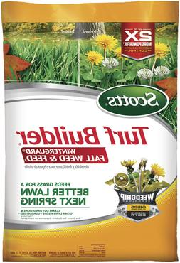 Scotts Turf Builder Winterguard Fall Weed And Feed 3, 15,000