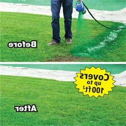 Household Seeds Liquid Spray Bottle Hydro Mousse Lawn Grass