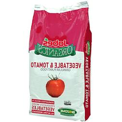 Jobe'S Vegetable And Tomato Food 2-7-4 Granular Organic 16 L