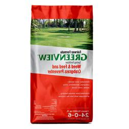 GreenView Weed Feed Crabgrass Preventer 36 lb Fairway Formul